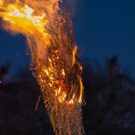 Les brand'lons, le feu de la tradition