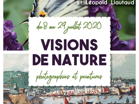 Visions de nature à Palluau-sur-Indre