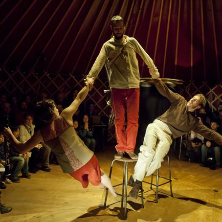 Développer ses capacités avec l'art du cirque