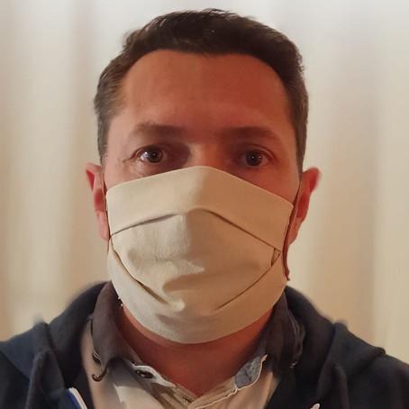 Des masques en série pour le 11 mai