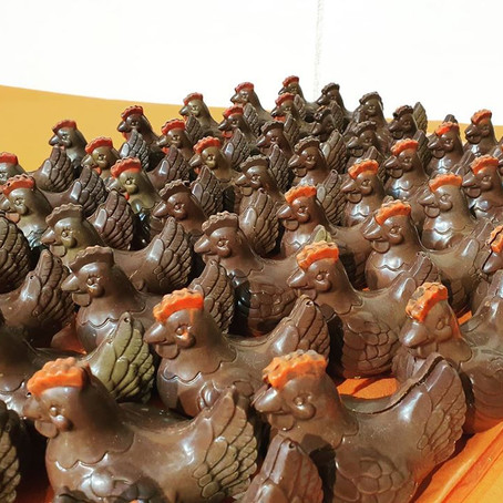 L'incertitude des chocolatiers pour Pâques