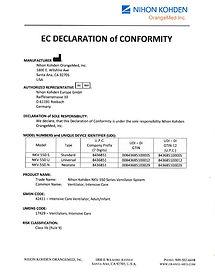 4.4 CE Declaration of Conformance (2019-
