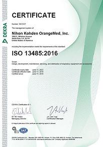 ISO 13485 2016 Cert JUNE 2019.JPG