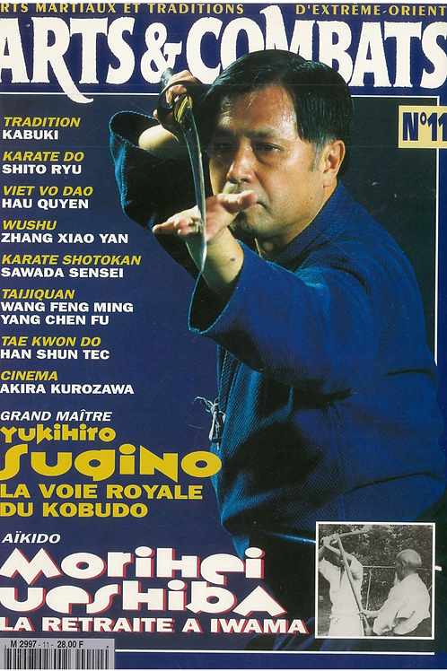 ARTS ET COMBATS MAG #11 Septembre 1994