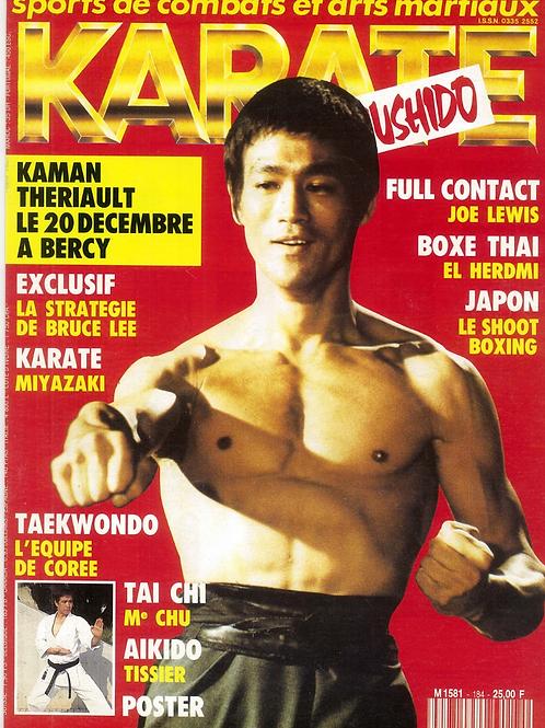 KARATE BUSHIDO #184 Octobre 1991