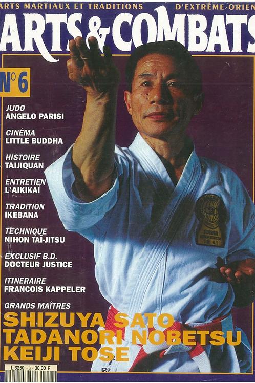 ARTS ET COMBATS MAG #6 Decembre 1993
