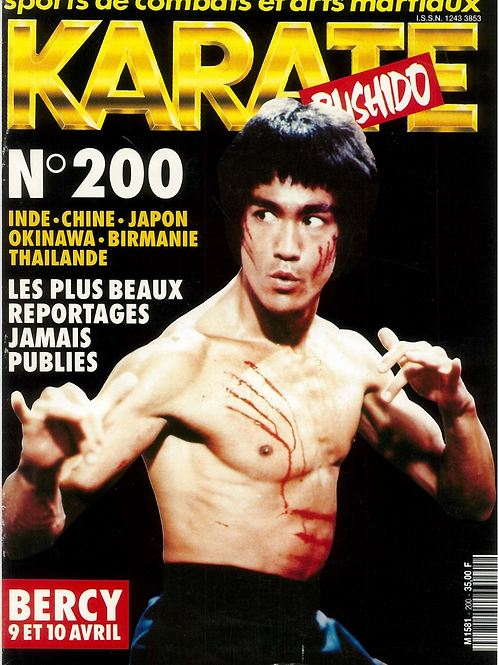 KARATE BUSHIDO #200 Mars 1993