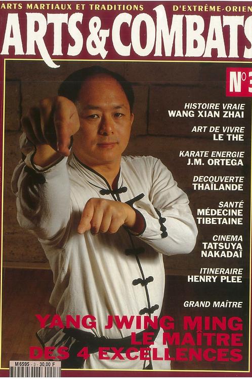 ARTS ET COMBATS MAG #3 Septembre 1993
