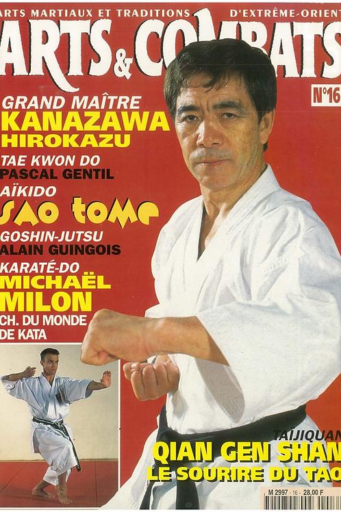 ARTS ET COMBATS MAG #16 Fevrier 1995