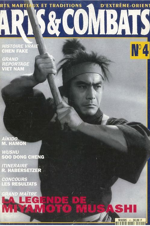 ARTS ET COMBATS MAG #4 Octobre 1993