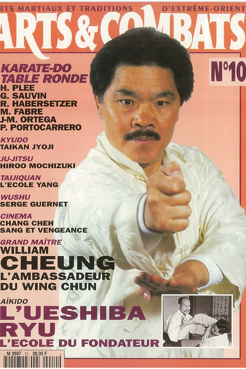 ARTS ET COMBATS MAG #10 Juillet-Aout 1994