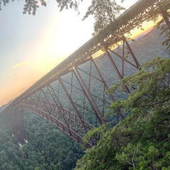 New River Gorge: Camping and Climbing in West Virginia