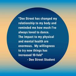 Dee Street Testimonial 1