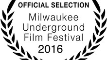 Videographics's Neverland made it to Milwaukee Underground Film Festival 2016!