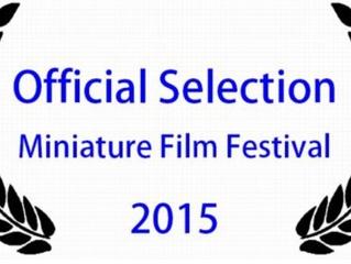 Sesamo at Vancouver Minature Film Festival