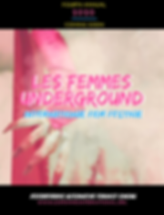 les femmes underground international fil