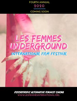 les femmes underground international fil