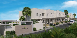 GREEN GOLF TOWNHOUSES
