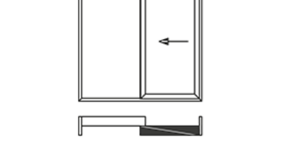 SLIDING DOORS (price per metre)