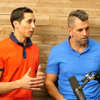 Chris and Scott