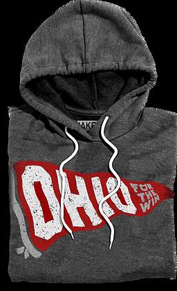 Ohio For The Win Hooded Fleece