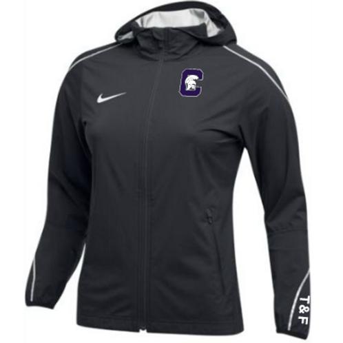 CU: Womens Specific Premium Warm-Up Jacket