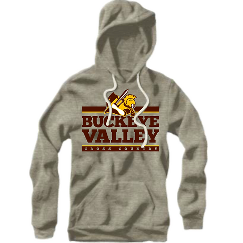 BVXC: SUPER-SOFT TEAM VINTAGE HOODY
