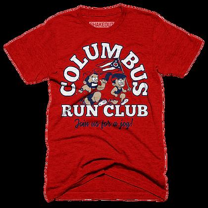Columbus Run Club Tee