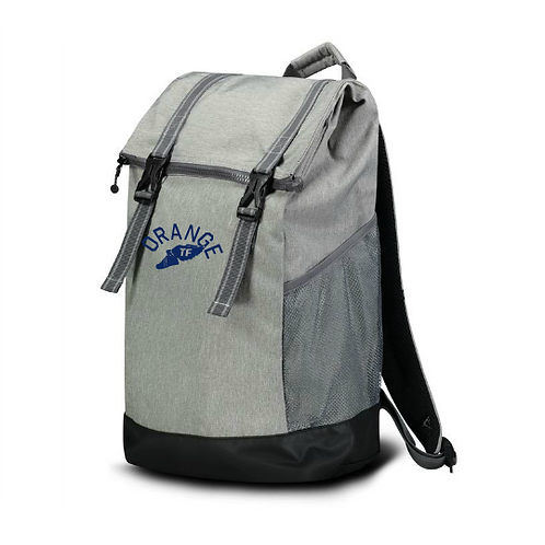 OOTF : XL Double Clasp Backpack