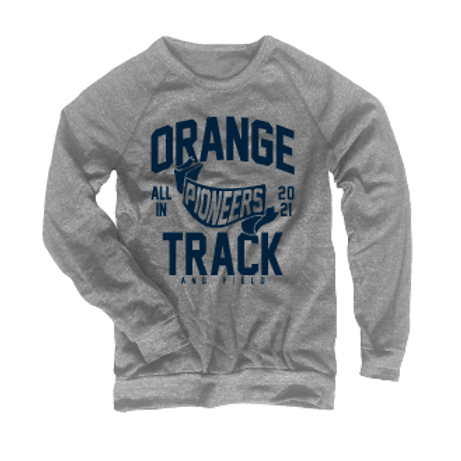 OOTF : Vintage Crew Neck Fleece (Grey)