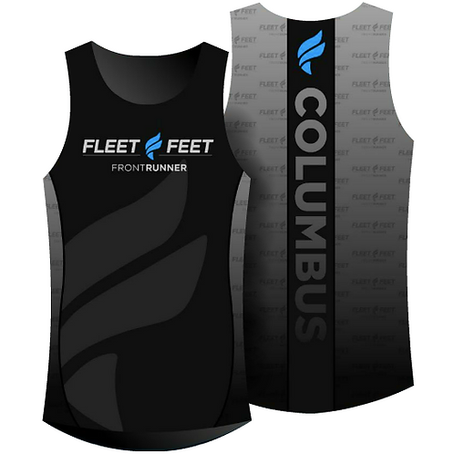 FF: Gender Specific Elite Sublimated NB Singlet