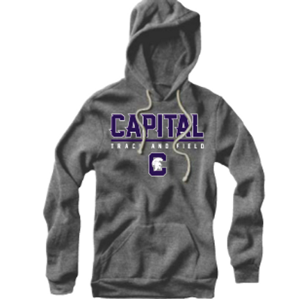 CU: Unisex Vintage Hooded Fleece