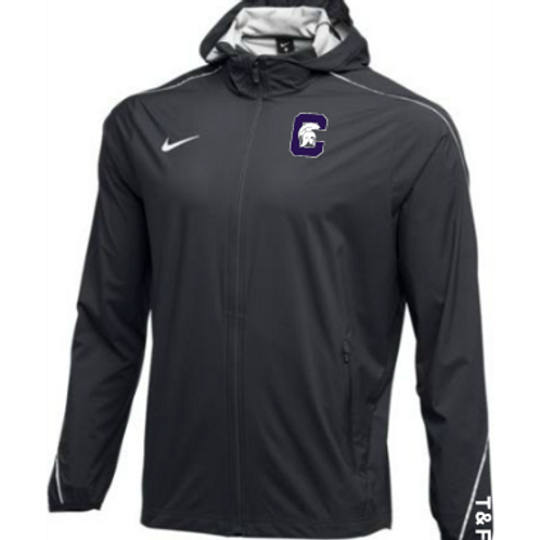 CU: Mens Premium Warm-Up Jacket