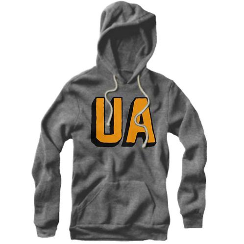 UAXC: Super-Soft Vintage Hoody (Grey)