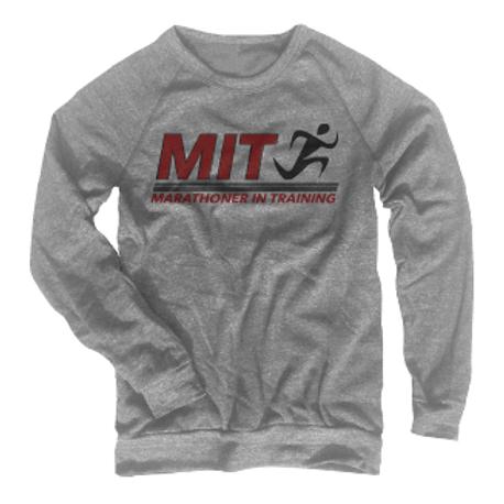 MIT: Vintage Crewneck Fleece