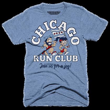 Chicago Run Club Vintage Tee