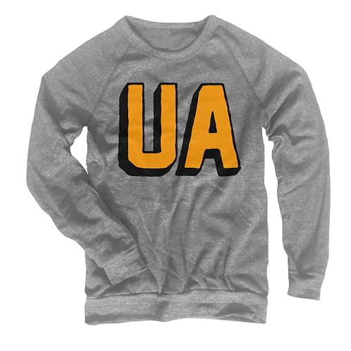 UAXC: Super-Soft Vintage Crew (Grey)