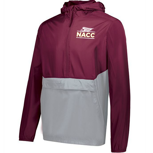 NA: THROWBACK PACKABLE HALFZIP