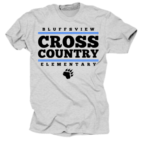 XC: BLUFFSVIEW SUPER-SOFT VINTAGE WHITE TEE (YOUTH $19)