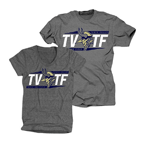 TVTF : Super Soft Vintage Tee (Grey)
