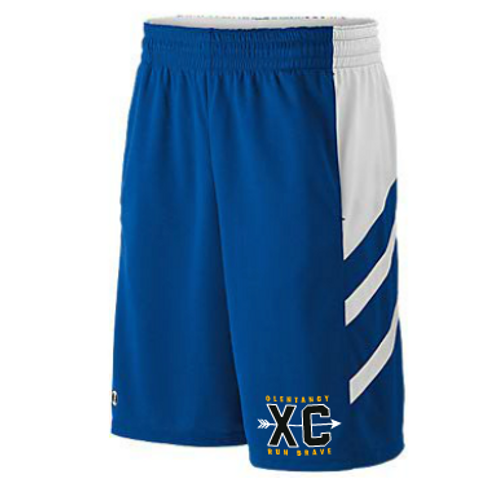 BRAVES: Mens Warmup Shorts
