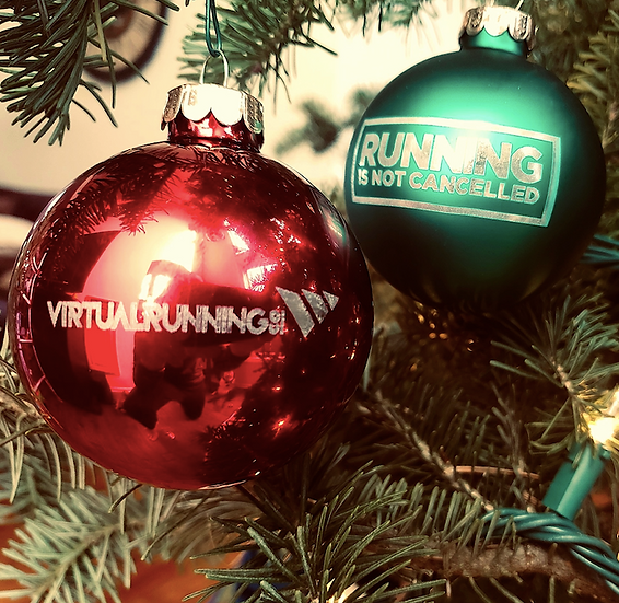 VRC: Running Is Not Cancelled Ornament