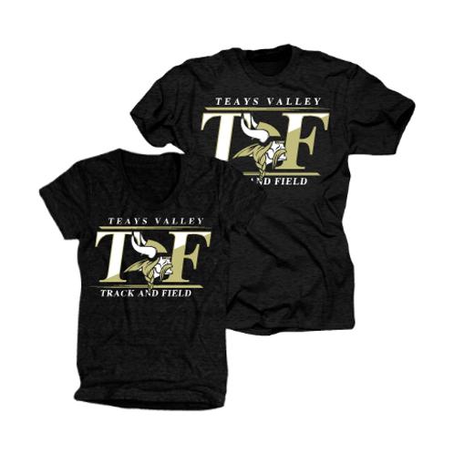 TVTF : Super Soft Vintage Tee (Black)