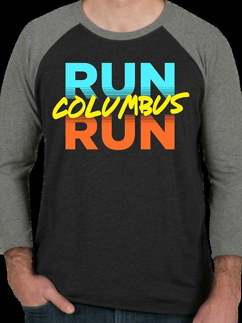 Run Columbus Run : Raglan