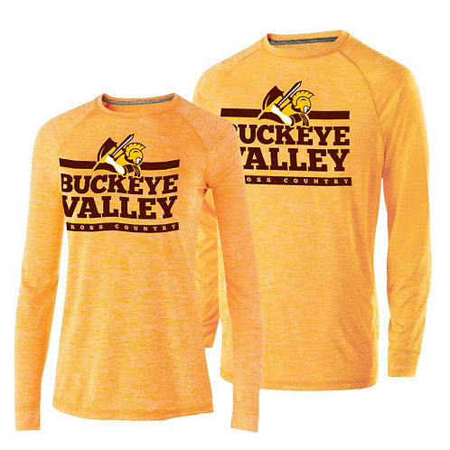 BVXC: LONGSLEEVE TEAM TECH TEE