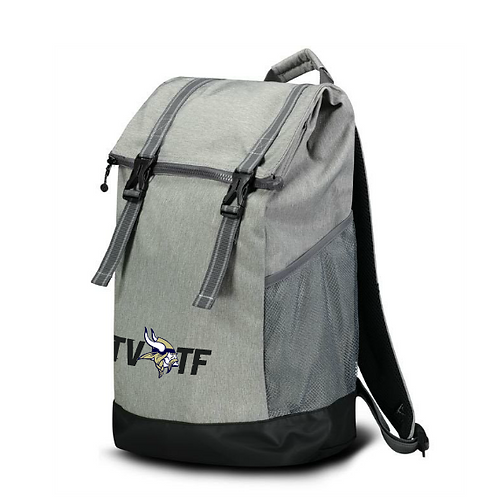 TVTF : XL Double Clasp Backpack