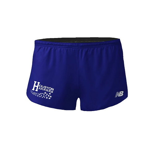 HH: NB Elite Split Short Blue (Mens/Womens)