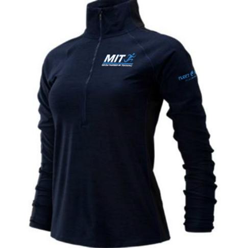 MIT: Womens NB Transform Halfzip