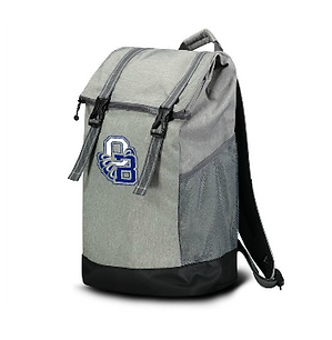 OBTF : XL Double Clasp Backpack