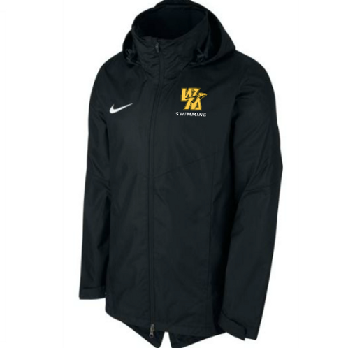 WS: Womens Nike Warm-Up Jacket